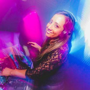 Priscila Candia - DJ - Femme Stage 02