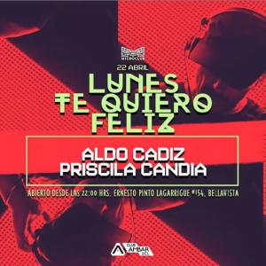 Lunes te quiero feliz - Priscila Candia